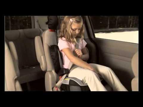 Britax Parkway SGL 120lb Belt Positionign Booster Car Seat