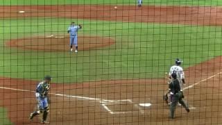 20161030 社会人野球日本選手権 FedEx対JR西日本 11回裏~試合終了挨拶