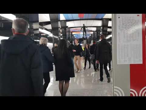 Как доехать до стадиона цска на метро