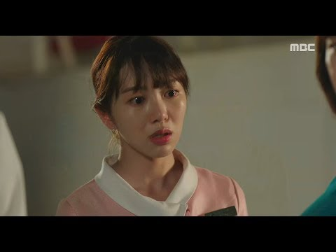 [Hospital Ship]병원선ep.09,10Mina a boyfriend's infamous 'the sclera rupture' incident.20170913