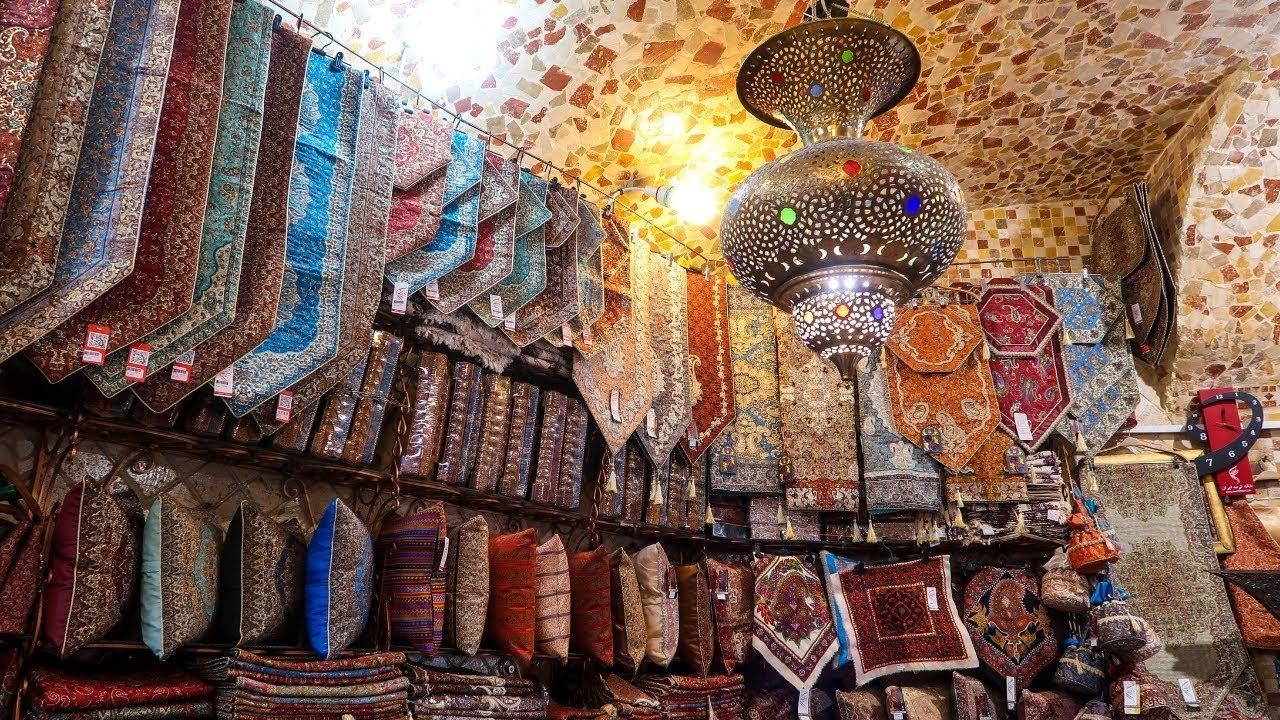 Buying Persian Rugs In Iran Tehran Grand Bazaar And