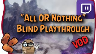 """Guild Wars 2 - Full """"All Or Nothing"""" Lore & Story Playthrough VOD"""