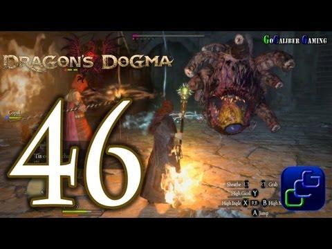 Dragon's Dogma: Dark Arisen Walkthrough - Part 46 - A Warm Welcome and Fathom Deep