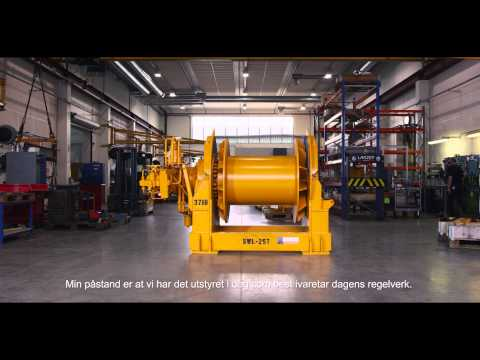 KLUND Offshore - Presentasjon 2014