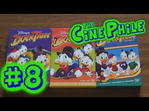Ducktales DVD Reviews - The Cinephile! [Episode 8]