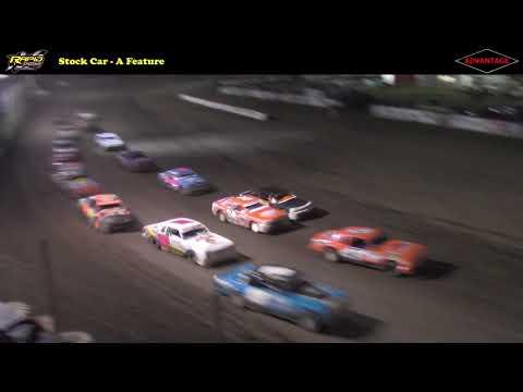 Stock Car -- 7/14/17 -- Rapid Speedway