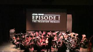 Star Wars:Episode I: The Phantom Menace by:John Williams arr: W.Robert Smith