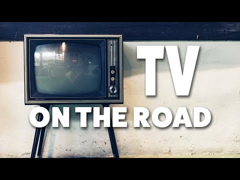 How To Watch TV On The Road When RVing