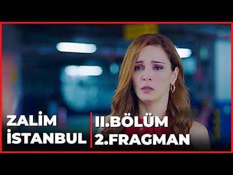 ZALİM İSTANBUL 11. BÖLÜM 2. FRAGMANI   AGAH, ŞENİZ'İ YAKALADI!