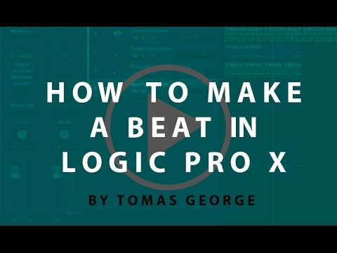How to Make a Beat in Logic Pro X (with examples)