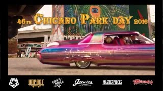 RC lowriders at Chicano Park 2016