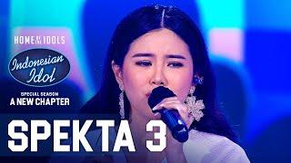 Download MELISA - DI PERSIMPANGAN DILEMA (Nora) - SPEKTA SHOW TOP 11 - Indonesian Idol 2021