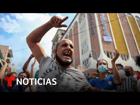 ¿Qué pueden hacer EE.UU. y la UE por Cuba?   Noticias Telemundo
