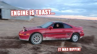 The $400 Mr2 Is ALIVE! But Not For Long