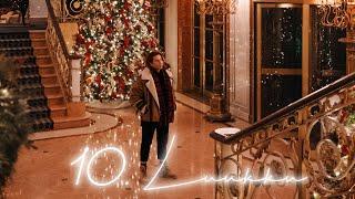 YÖVYIN 1000€ / YÖ HOTELLISSA + NYC MY DAY   10. LUUKKU