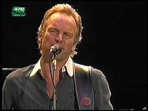 Sting  We`ll Be Together  Rock In Rio Lisbon 2004 Bela Vista