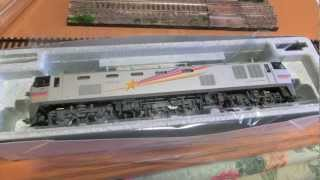 KATOのEF510-500 カシオペア塗装のHOゲージを購入しました。初めてのHO...