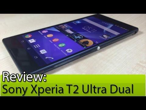 Prova em vídeo: Sony Xperia T2 Ultra Dual | Tudocelular.com