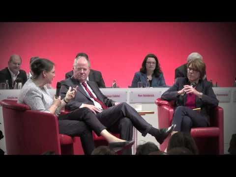 Die besten Momente von Gertrud Steinbrück auf dem Parteikonvent.
