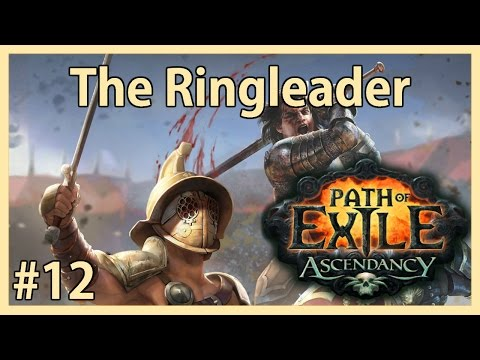 Ringleader: Punishing Piety & Dominus - #12 - PHC Dominating Blow Gladiator - Path of Exile (2.2.2b)