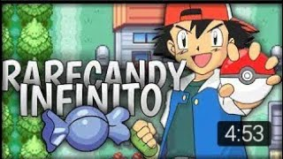 Cheat code for Pokemon fire red || master ball and rare candy ||😊😊