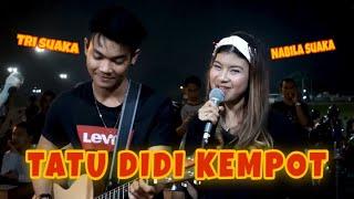 TATU - DIDI KEMPOT  | Cover Tri suaka ft Nabila  Live Pendopo Lawas