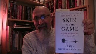 "Book Club: ""Skin in the Game: Hidden Asymmetries in Daily Life"" - Nassim Nicholas Taleb [ASMR, Male]"