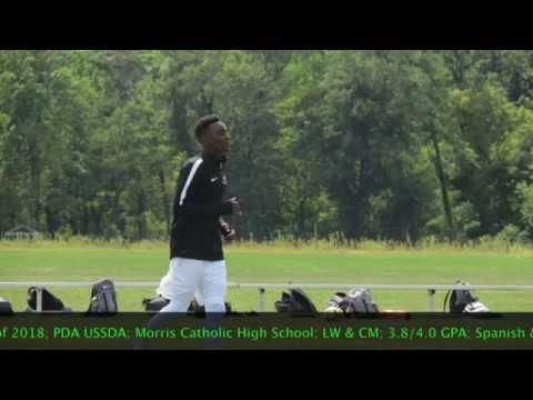 Adams Highlight Video