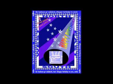 Happy Birthday Navajo Mov Youtube