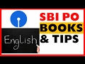SBI PO English Books + Tips + Test Paper Roles