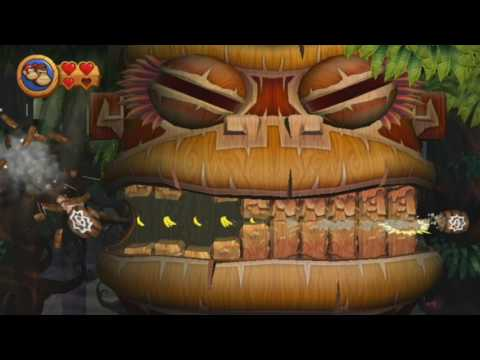 Donkey Kong Country Returns Episode 15 - Long Distance Runaround