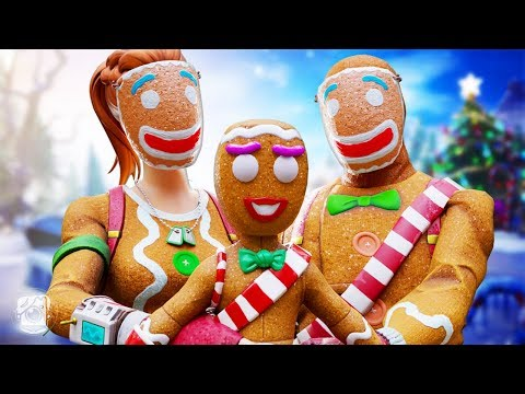 GINGY HAS A BABY! (A Lazarbeam Story) - A Fortnite Short Film
