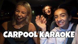 OSRAMOTILA SE ISPRED ŠEFA JOOMBOOSA! 😂 | Carpool karaoke | Saamo Petraa & Gloria Berger & Janiman