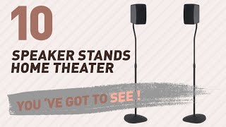 Speaker Stands Home Theater // New & Popular 2017