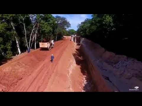Moradores de Valença se surpreendem com construção de barragem e canal pela CVI
