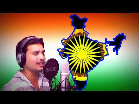 Pavithra Bharathadesham || Indipendance Day Special Song ||By Master Venu Thirunagari