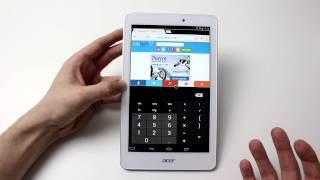 Acer Iconia Tab 8 - Neues Splitscreen Feature