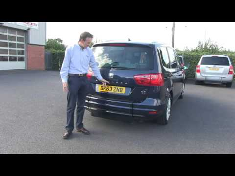 Wheelchair Accessible Seat Alhambra