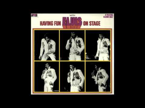 Having Fun With Elvis On Stage - FULL ALBUM