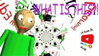 EVERYTHING IS AN ILLUSION!! | Baldi's Basics MOD: Polar Inverted Basics thumbnail