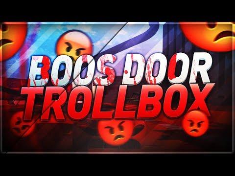 [GTA 5] BOOS DOOR TROLLBOX! (FIX DE TROLLRACE #12)