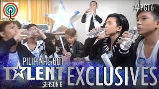 PGT 2018 Exclusives: Baby Boys' No Laughing Challenge