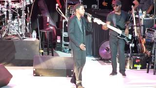 "Babyface performing ""Soon As I Get Home"" live @ the Alameda County Fair in Pleasanton June 29, 2013"
