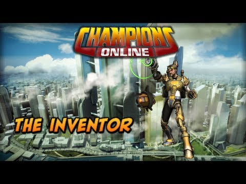 [Champions-Online] Archetypes: The Inventor