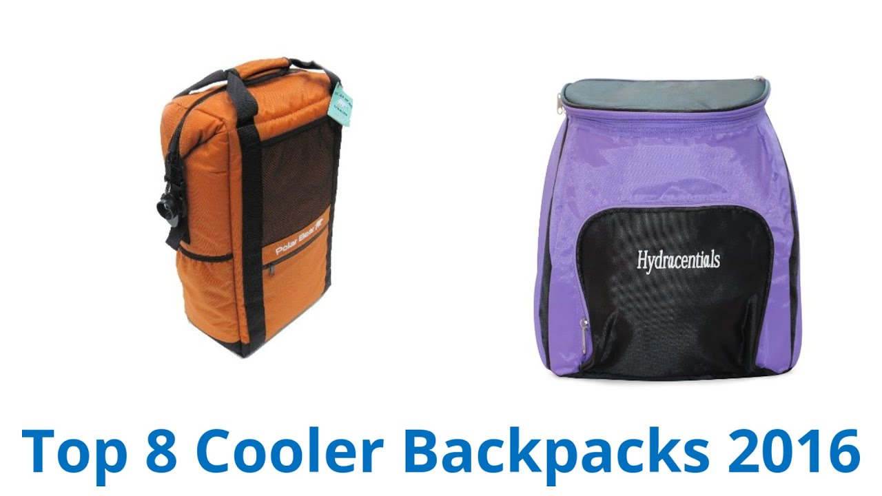 8 best cooler backpacks - Backpack Coolers
