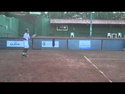 João Pedro Sorgi x Caio Zampieri -  ITF - Future Fortaleza 2011