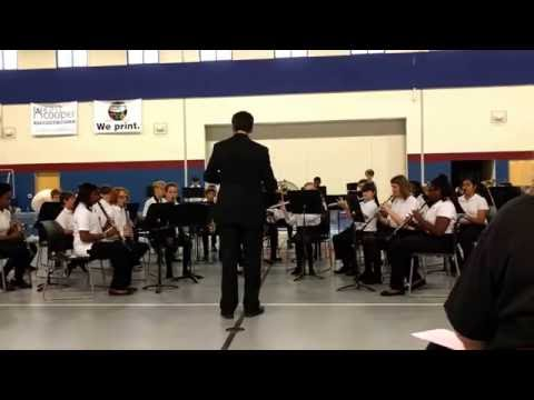 Can-Can - Palmetto Scholars Academy Middle School Band
