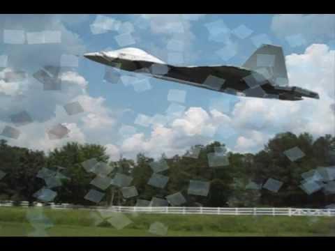 F-22 Parkjet R/C 64mm EDF: Low & Slow High Alpha | FunnyCat TV