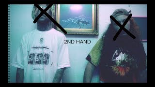 UICIDEBOY - 2ND HAND