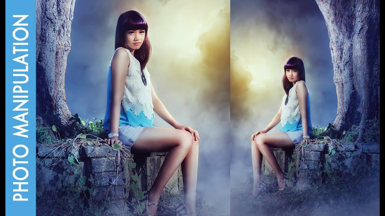 Photoshop Manipulation Effect - PHOTOSHOP CS6 TUTORIAL ...